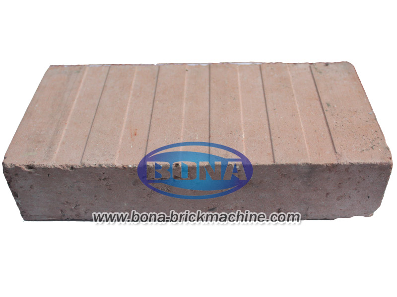 Nickel and Iron slag standard brick