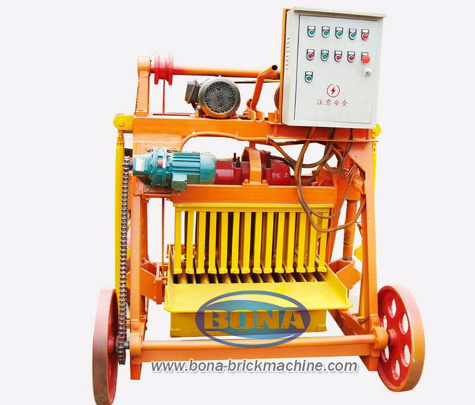 QMJ 4-45 block making machine